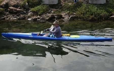 Kayak Lesson Aqua Adventures San Diego