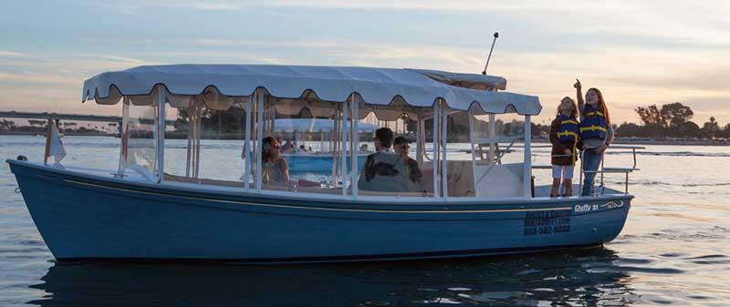 Duffy Boat Rentals Aqua Adventures San Diego