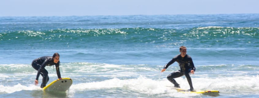 baja surf trip